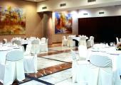 elegante restaurante cocina mediterranea
