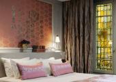 dormitorio confortable romantico hotel paris