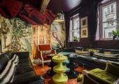 hotel boutique paris ambiente artistico
