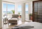 dormitorio hotel lujo vistas magnificas