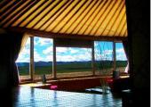 ger espacioso hotel mongolia