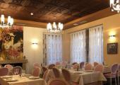 restaurante chic hotel cuarton de ines luna