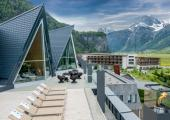 unico hotel spa termal tirol