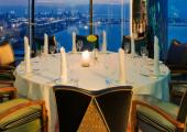 restaurante hotel ultra lujoso dubai vistas