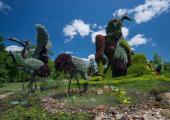 varias jardines tematicos montreal