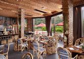 restaurante lujoso resort diseno tailandes