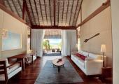 hotel elegante diseno estilo tradicional