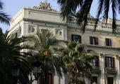 hotel lujoso centro barcelona