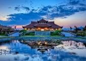 magnifico hotel lujo vietnam