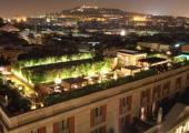 azotea alberga jardin vistas
