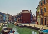 pueblo turistico cerca venecia