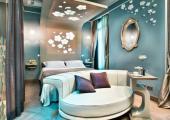 habitacion bella tonos pasteles hotel monfort