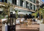arquitectura tipica hotel lujoso barcelona