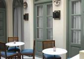 coqueto patio arquitectura andaluza