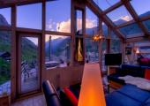 chalet zermatt suiza depotres invernales
