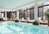relax vistas piscina hotel lujo