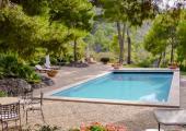 piscina villa alquiler