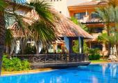 momentos relajantes piscina hotel fuerteventura