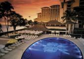 piscina imprecionante hotel halekulani