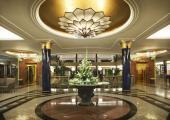 entrada imprecionante hotel jardines nivaria