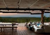 amplia terraza resort africa