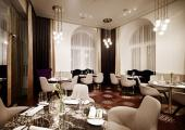 restaurante hotel viena cocina moderna