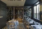 restaurante hotel denell paris