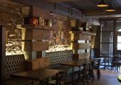 restaurante hotel ambiente acogedor