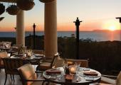 cocina italiana hoteles lujo vistas
