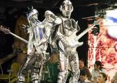 robots restaurante robot tokio