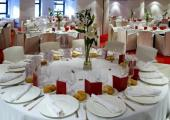 amplia sala eventos banquetes
