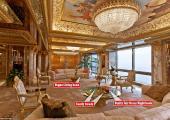 una sala penthose trump