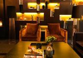 salon confortable hotel capital noruega