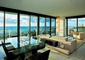 lujosa suite vistas magicas