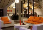 sala estar curioso hotel bolivia