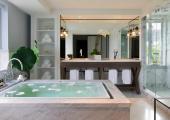 bano elegante privado suite lujosa
