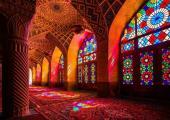 mezquita irani nada tipica
