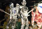restaurante original tokio con robots