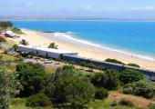 ubicacion excelente costa oceano indico
