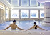 piscina spa hotel lujo benalmadena