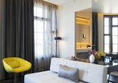 suite hotel amsterdam deco moderno