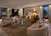 elegante suite lujo confort
