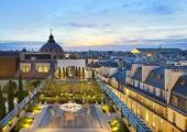terraza enorme suite royal