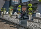 pelax terraza externa hotel boutique