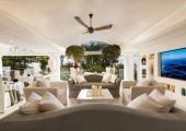 confortable terraza momentos relajantes