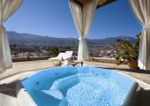 terraza privada vistas maravillosas