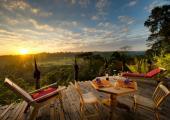 terraza vistas magnificas tranquilidad