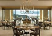 restaurante vistas impresionantes hotel turco