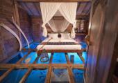 udang house dormir acuario