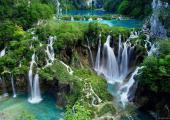 agua cayendo belleza extraordinaria